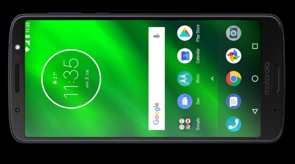 Motorola Moto G6 Plus får super kamera og godt design