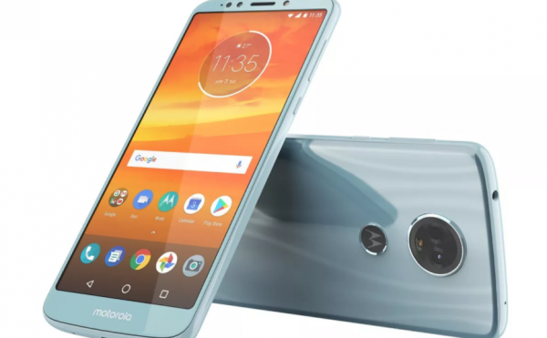 Motorola Moto E5 – sætter nye standarder til prisen