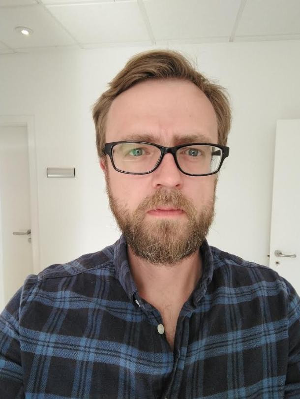 test anmeldelse kamera nokia 8 sirocco selfie
