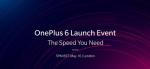 OnePlus 6 – live stream på video fra kl. 18.00 i dag her