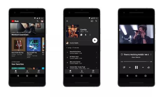 YouTube Music og YouTube Premium fra Google – klar i Danmark til juni