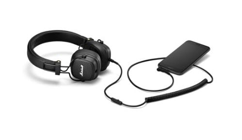 Marshall Major III er nye trådløse og kablede headset – se pris