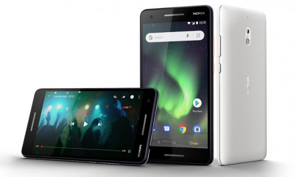 Ubrugte Nokia 2.1 - batteri på 4.000 mAh og ren Android til 750 kroner TW-06