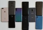Huawei overhaler Apple på et smartphone-marked i fald