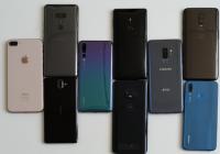 sammenlign mobiltelefoer