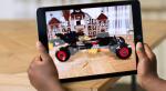 Med ARKit 2.0 kan to iPhones se det samme virtuelle objekt