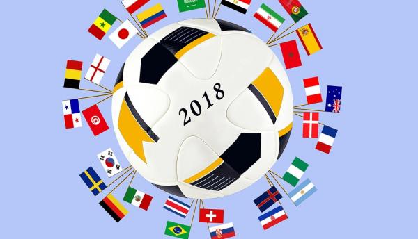 vm fodbold 2018 apps