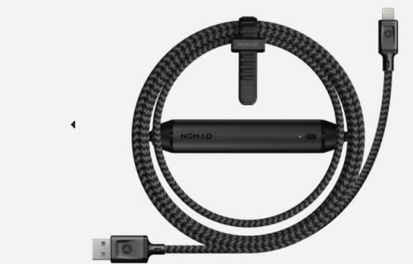 nomad battery cable pris