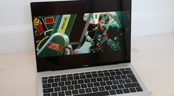 test anmeldelse huawei matebook x pro  2