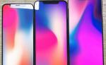Lækage: Her er alle de tre kommende iPhone X-telefoner