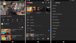 dark mode youtube android