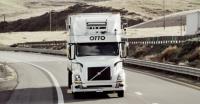 uber selfdriving trucks lastbil