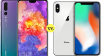 huawei p20 pro vs iphone x test duel
