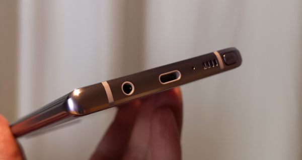 Galaxy Note 10 siges at få hurtigste opladning