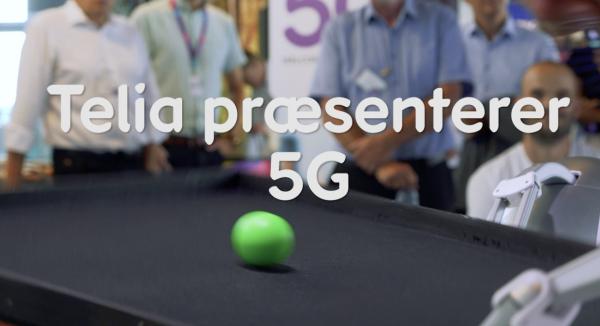 Telia har testet 5G – nu gør de sig klar til fremtiden netværk