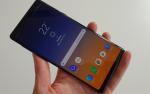 Bixby-knappen er kommet for at blive på Galaxy Note 9