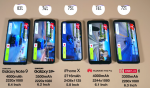 Hvor lang batteritid har Samsung Galaxy Note 9? Se test