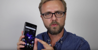 sony xperia xz2 premium video test pris