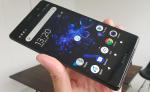 Test af Sony Xperia XZ2 Premium – Klodset bamse med super skærm