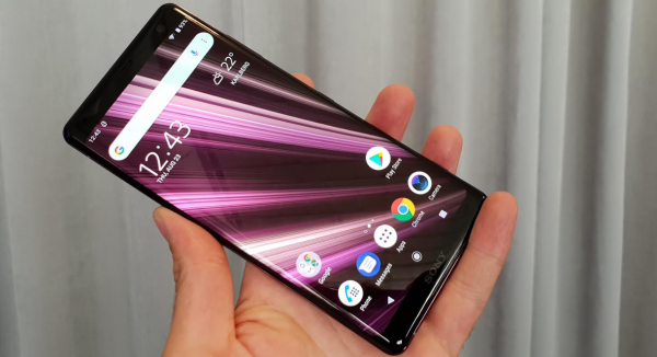 sony xperia xz3 specs funktioner