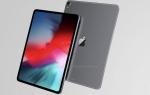 Apple iPad Pro 12.9 (2018) billeder lækket