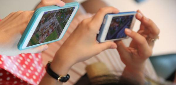 gaming mobil