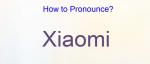 Hvordan udtaler man Xiaomi? Hør, hvordan du skal sige navnet