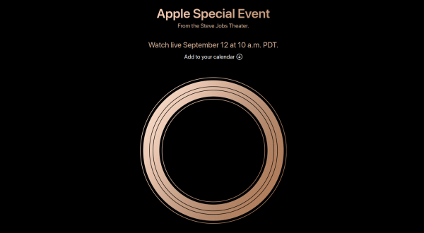 iphone xs max event live stream video