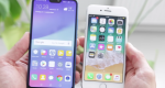 Video: Huawei P20 lite vs iPhone 8