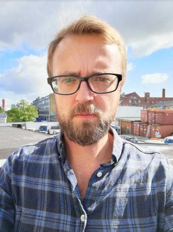 test kamera huawei mate 20 lite  selfie