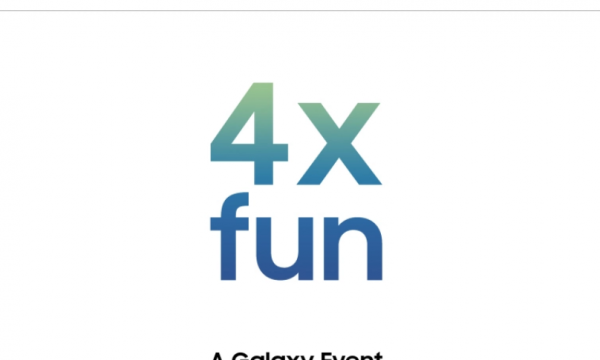 samsung event 4x fun
