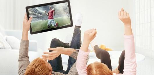 Huawei MediaPad T5 – billig tablet med 10,1 tommer fuld HD-skærm