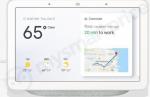 Sådan ser Google Home Hub ud – de første billeder lækket