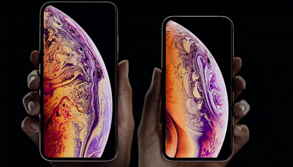 Apples iPhone Xs Max koster 443 dollars at bygge