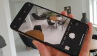 test og anmeldelse iphone xs max kamera