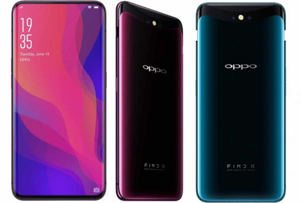 Oppo Find X 10 gb ram mobil