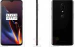 OnePlus 6T klar til salg den 6. november