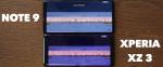Mobilen med bedste skærm: Sony Xperia XZ3