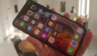 test af iphone xs