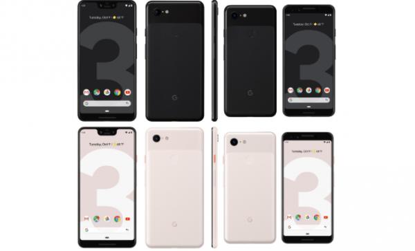 Specifikationer på Pixel 4-telefonerne lækket
