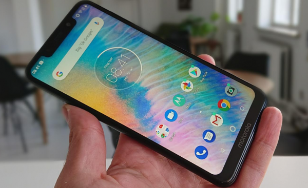 test motorola one