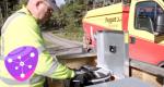 Bornholm får opkoblede intelligente skraldespande