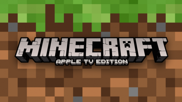 apple tv minecraft