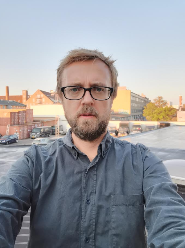 test anmeldelse huawei mate 20 pro kamera selfie