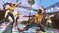 Disco Domination fortnite