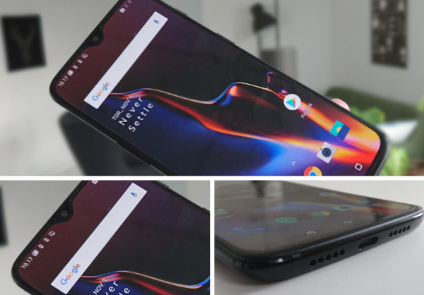 test anmeldelse oneplus 6t