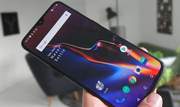 test anmeldelse oneplus 6t 4