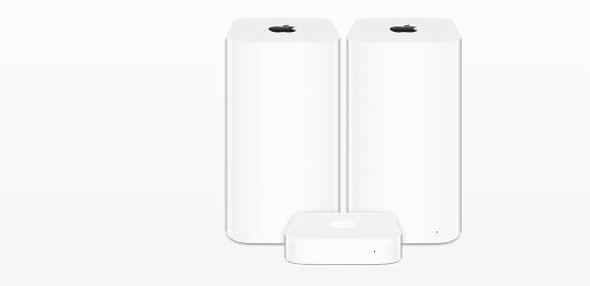 Apple sælger ikke længere AirPort