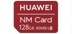 Huawei snart klar med nyt hukommelseskort: Nano Memory