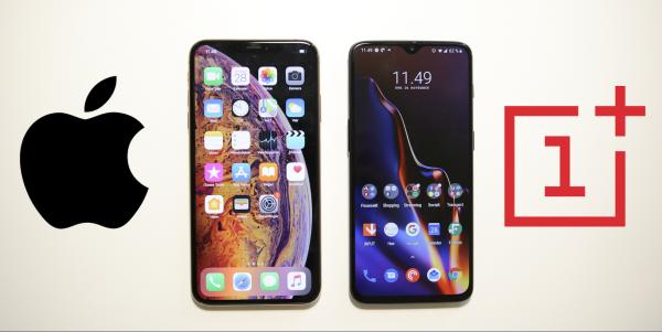sådan skifter du fra iPhone til Oneplus